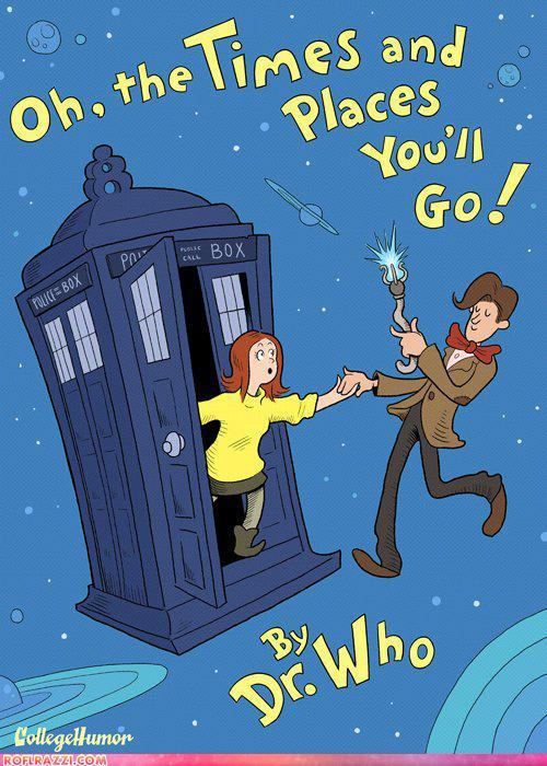 Fictional Kids Books That Should Be Real