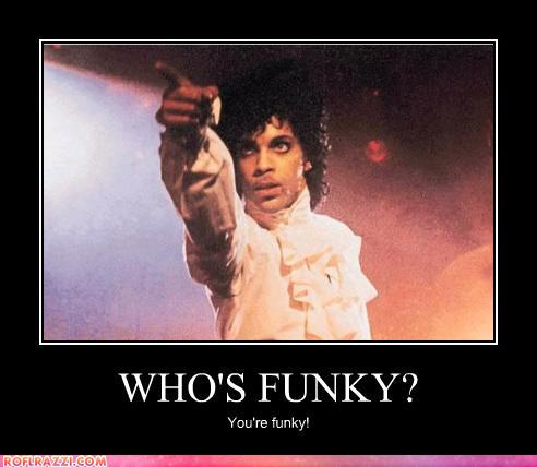 funny celebrity pictures - WHO'S FUNKY?