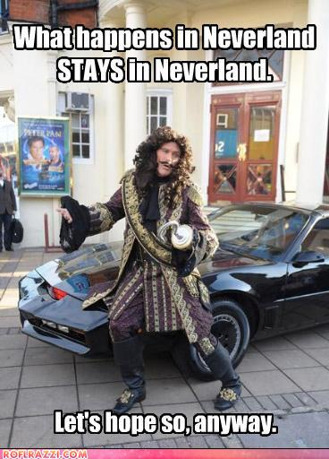 funny celebrity pictures - What happens in Neverland STAYS in Neverland.