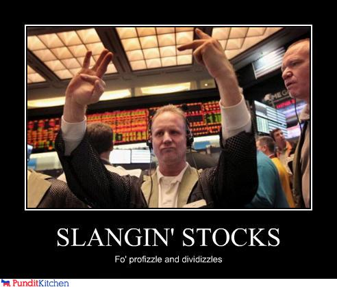 political pictures - SLANGIN' STOCKS