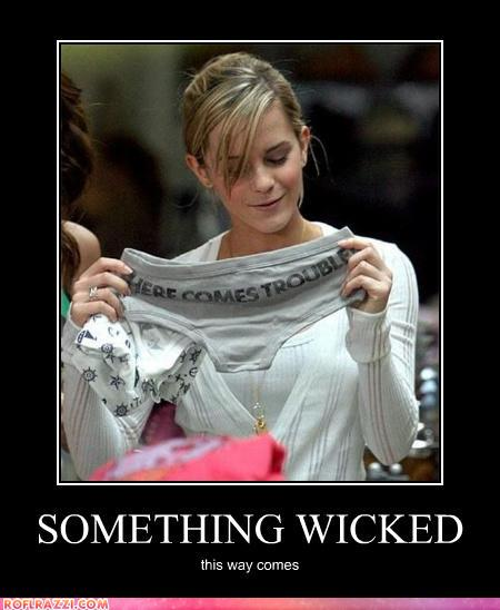funny celebrity pictures - SOMETHING WICKED