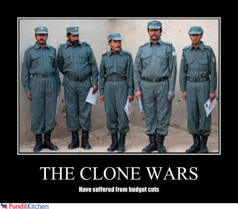 political pictures - THE CLONE WARS