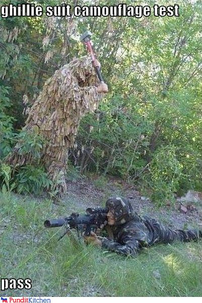 Ghillie Suit Archives Randomoverload