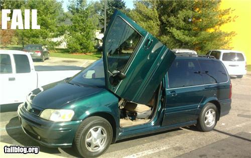 Minivan Door Mod Fail Randomoverload