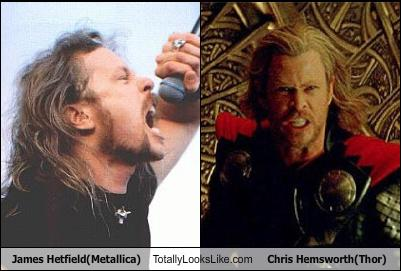 James Hetfield (Metall...