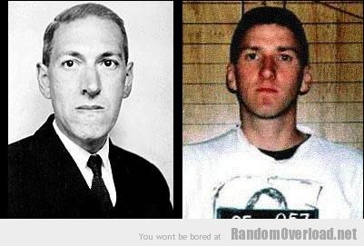 Toyota Of Ames >> H. P. Lovecraft Totally Looks Like Timothy McVeigh ...