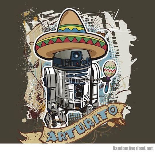 Muy Feliz Cumpleaños Arturo !!!! 7efafunny-R2D2-sombrero-Mexican-Arturito