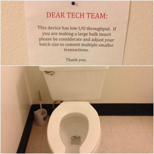Office Bathroom Humor. Office Bathroom Humor   RandomOverload