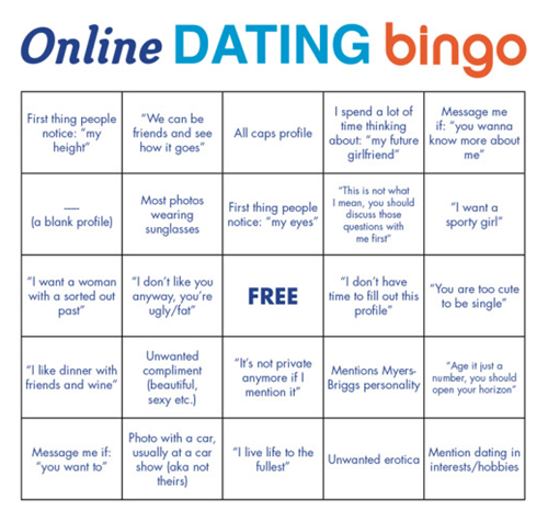 it s time to play online dating bingo randomoverload