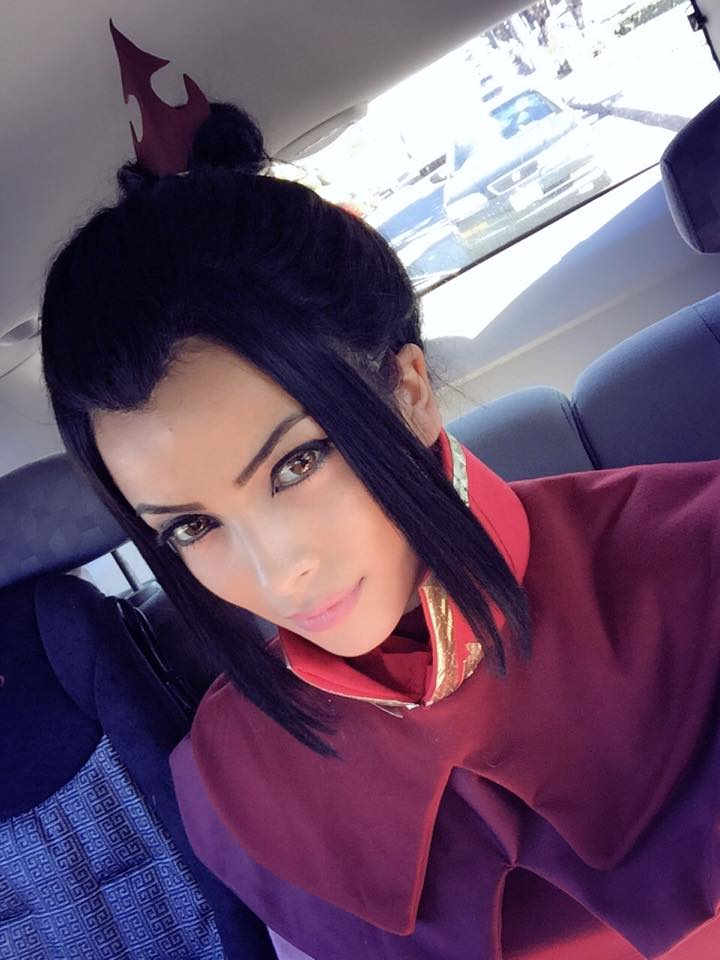 Princess Azula Cosplay - Randomoverload-3058