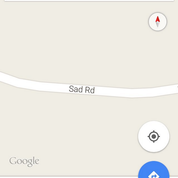 Sadtopographies is the sad tour of the world's most depressing places.