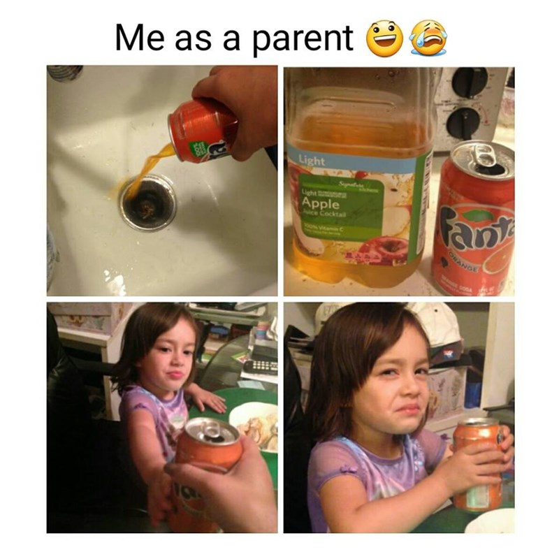parenting troll When You'd Rather Give Your Kids Trust Issues Than Diabetes