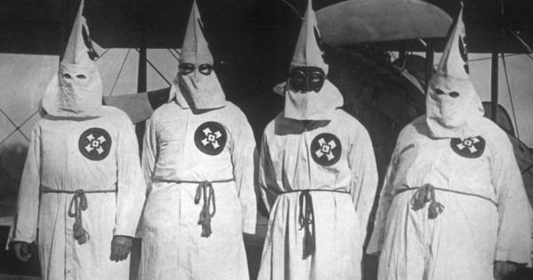 Hacktivism of The Day: Anonymous Just Released The Contact Info of KKK Members