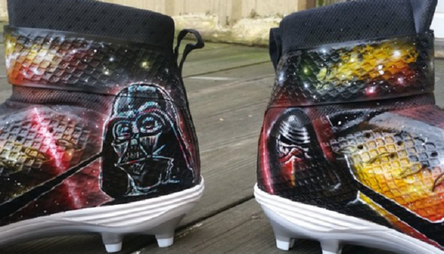 news-nfl-lineman-wears-awesome-star-wars-cleats
