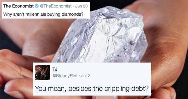 FAIL,diamonds,millennials,social media