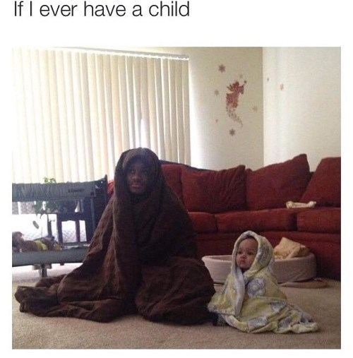 if i ever have a child