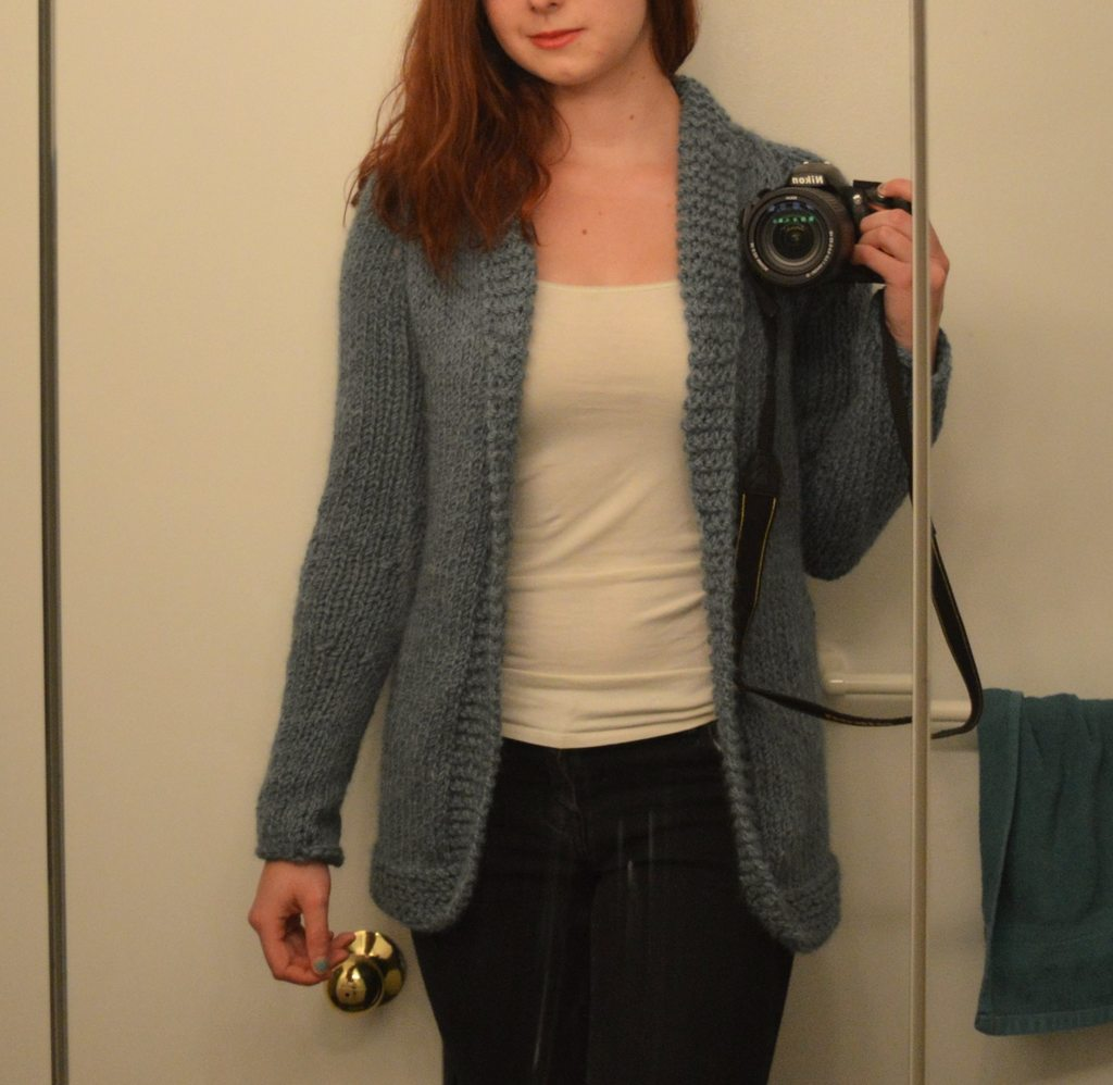 Knitting A Sweater For The First Time : I knitted a sweater for the first time d randomoverload